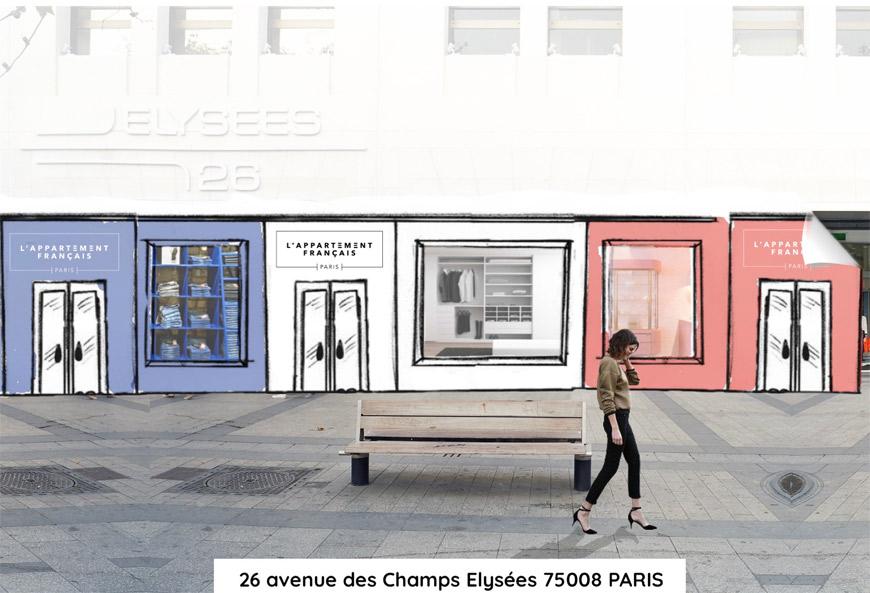 L'appartement Français- Magasin made in France Paris