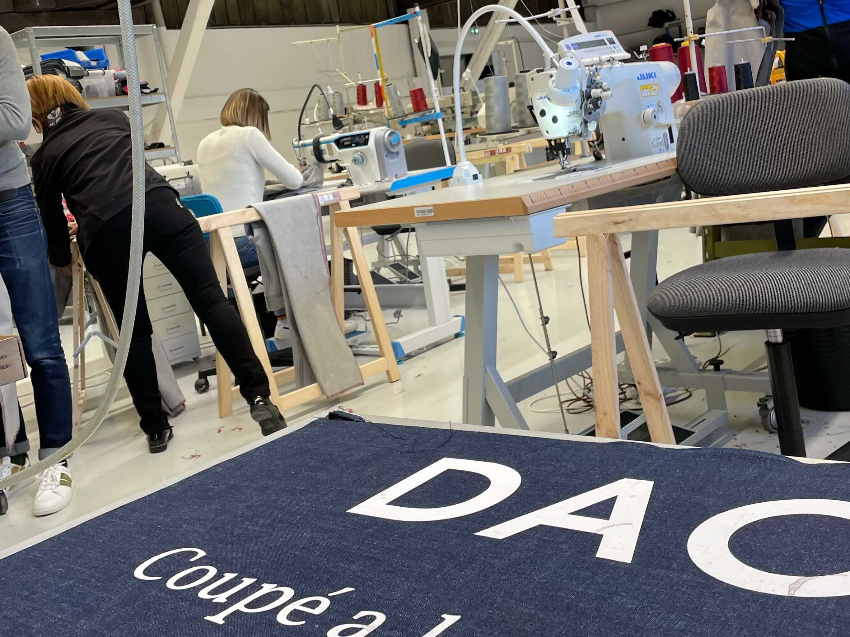 comment fabrique-t-on les jeans made in France DAO ?