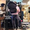 Denim Lin Metis 45% de lin français et de coton bio tissé et fabriqué dans l'Est de la France. De la taille US 24 à 40, en droit ou demi-slim, pour homme ou pour femme. Vous reste plus qu'à sauter dans votre nouveau jeans Dao !  Cerise sur le gâteau, vous pourrez discuter avec Davy, le fondateur de la marque, qui sera avec nous ce samedi en boutique de 14:00 à 18:00. - - #madeinfrance #fabriqueenfrance #jaimelelin #denim #denimlin #jeansenlin #jeans #modeethique #modedurable #slowfashion #conceptstoreparis #75004 - @daodavy 👖❣️