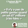 """Il y a quelques jours, nous avons eu la chance de rencontrer Sidonie, co-fondatrice de la marque @thelmarose______, dans le cadre d'une interview à L'Appart.🥰 Pour notre plus grand plaisir, cette femme inspirante et engagée nous a témoigné de son expérience en tant qu'entrepreneuse dans la mode éco-responsable made in France. Sa citation la plus inspirante ; """"Il n'y a pas de petits gestes quand on est 67 millions à les faire."""" Découvrez la vidéo IGTV de l'interview et totalité de notre échange sur le blog !   Très bonne lecture😉   #lappartementfrancais #blog #articleblog #nouvelarticle #thelmarose #citation #entrepreneuse #mode #slowfashion #madeinfrance #fabricationfrancaise #consommermieux #modeethique #moderesponsable #parislemarais #paris #paris4"""