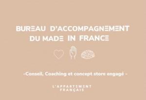 Le Bureau d'Accompagnement du Made in France, c'est quoi ?
