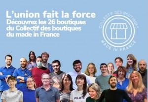 L'union fait la force - découvrez les 26 boutiques du Collectif