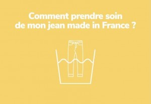 4 conseils pour laver son jean made in France