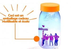 Emballages cadeaux réutilisables et made in France